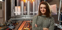 Maisie Williams de retour dans la saison 9 de Doctor Who